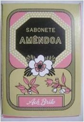 Picture of SABONETE AMENDOA ACH BRITO 90 GR
