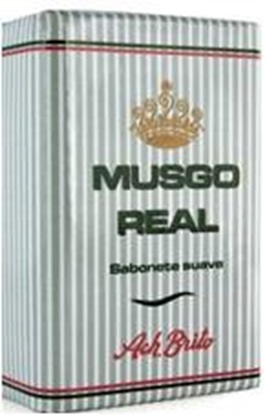 Picture of SABONETE MUSGO REAL 160GR