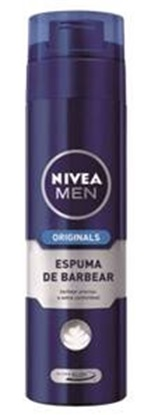 Picture of ESPUMA BARBA NIVEA HIDRATANTE 200ML
