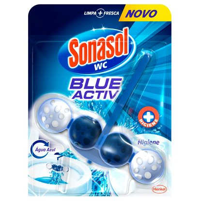 Picture of W.C.SONASOL BLUE ACTIV HIGIENE