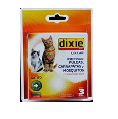 Picture of COLEIRA REPELENTE GATO DIXIE 35CM