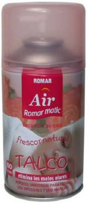 Picture of Ambientador Romar Talco recarga 250ml