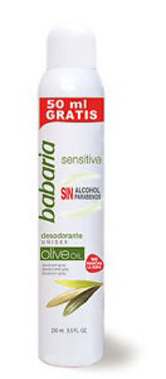 Picture of Desodorizante Babaria Sensitive 250ml