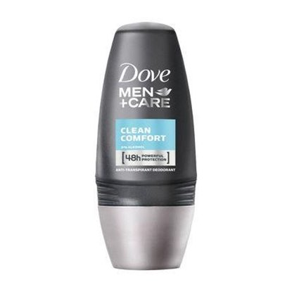Picture of DESODORIZANTE DOVE ROLL -ON MEN CLEAN 50ml