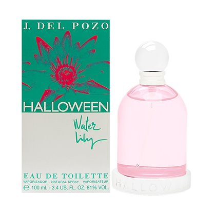 Picture of PERFUME HALLOWEEN WATER LILY 100ML