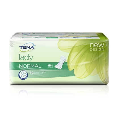 Picture of PENSOS TENA LADY NORMAL 12