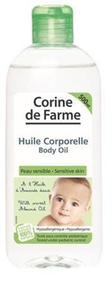 Picture of OLEO CORPORAL BABY PELES SENSIVEIS 500ML