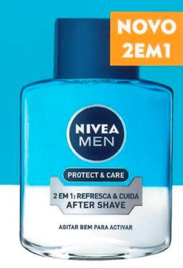 Picture of AFTER SHAVE NIVEA PROTECT & CARE