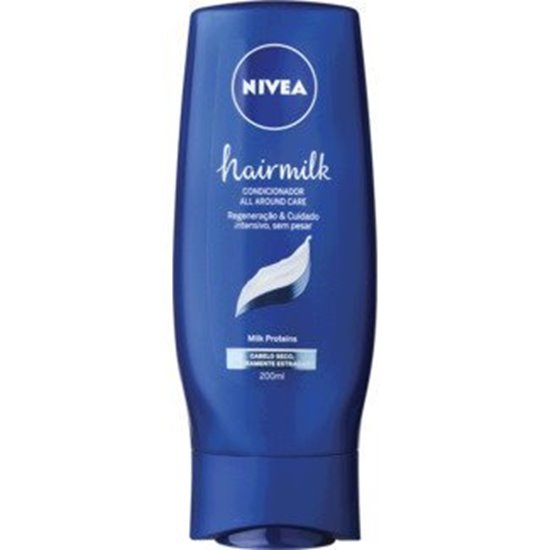 Picture of CONDICIONADOR NIVEA HAIR MILK 200ML