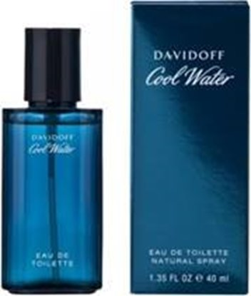 Picture of PERFUME DAVIDOFF COOL WATER MEN 40ML