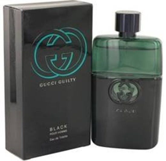 Picture of PERFUME GUCCI GUILTY BLACK  EDT 90ML