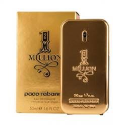 Picture of PERFUME PACO R MEN 1 MILLION EDT 50ML