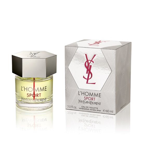 Picture of PERFUME YSL L HOMME SPORT EDT 60ML