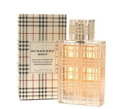 Picture of PERFUME BURBERRY BRIT WOMAN 100ML
