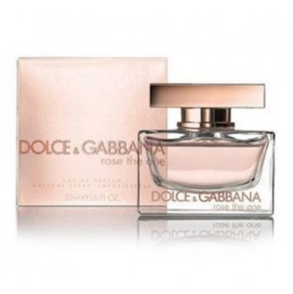 Picture of PERFUME D&G THE ONE ROSE EDP 50ML