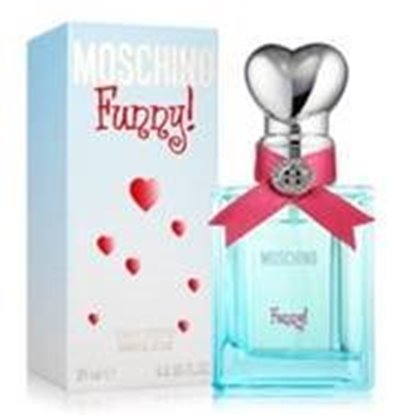 Picture of PERFUME MOSCHINO FUNNY EDT 25ML