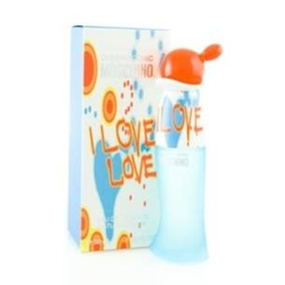 Picture of PERFUME MOSCHINO I LOV/LOVE EDT 50ML