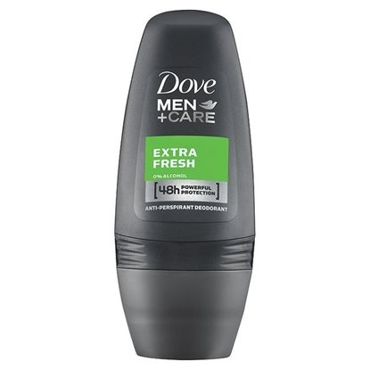 Dove roll on Extra Fresh 48H masculino no custamenos.com