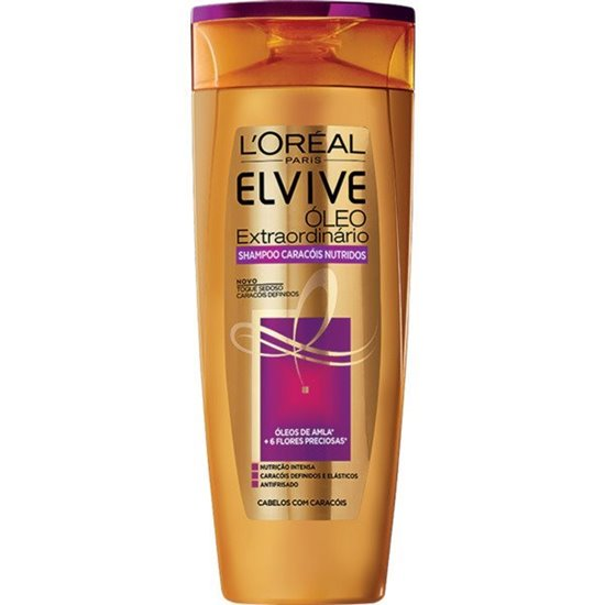Picture of Champô Elvive Caracois Nutridos 400 ML