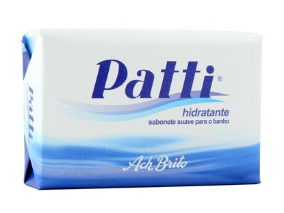 Picture of SABONETE PATTI ACH BRITO 160 GR