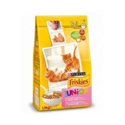 Picture of ALIMENTO FRISKIES GATO JUNIOR 1.5KG