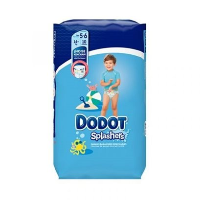 Picture of CUECA DODOT SPLASHERS T5 C/10