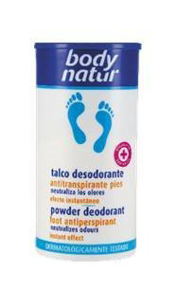 Picture of DESODORIZANTE PES  TALCO  BODY NATUR  75ML