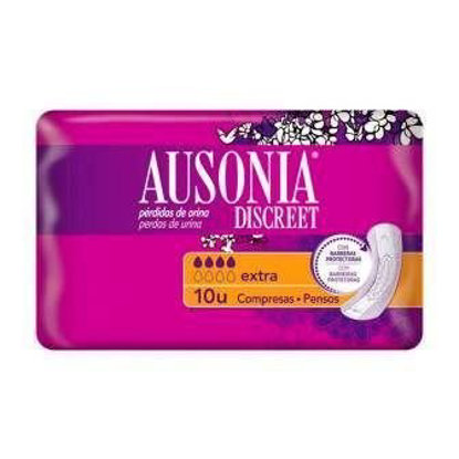 Picture of PENSOS AUSONIA DISCREET EXTRA 10