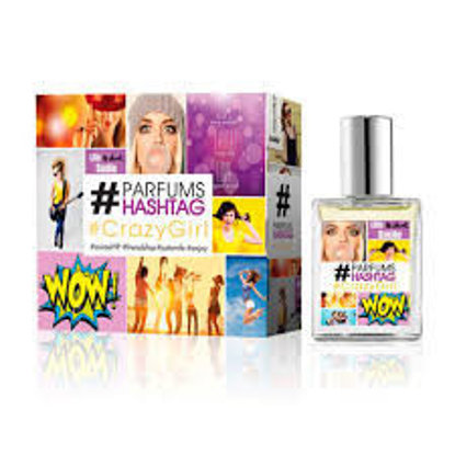 Picture of Perfume Hashtag #CrazyGirl 30ml