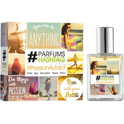 Picture of Perfume Hashtag #PassionAddict 30ml
