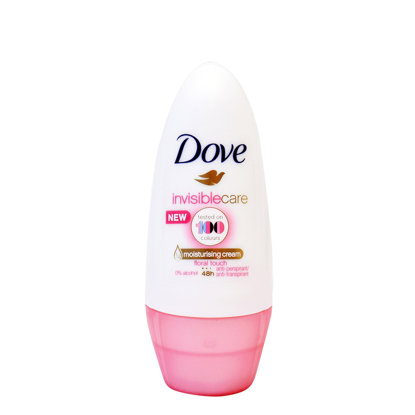 Picture of Desodorizante Dove roll-on Invisible Care 50ml