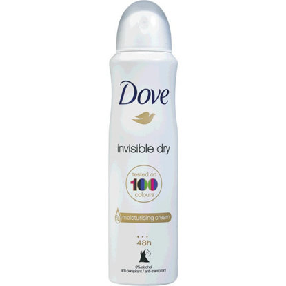 Picture of Desodorizante Dove Spray Invisible Dry 150ml