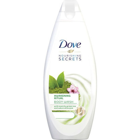 Picture of Gel Banho Dove Secrets Chã Verde 500ml