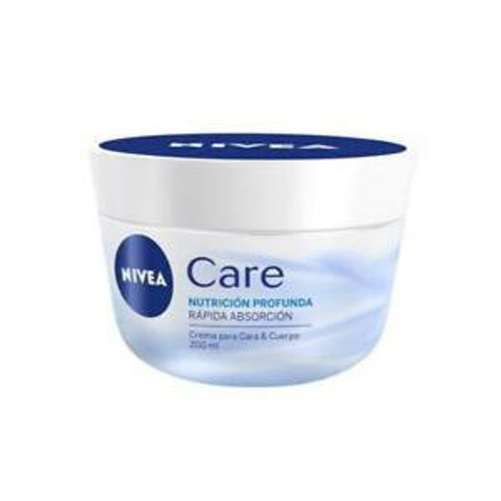 Picture of Body Nivea Care 200ml