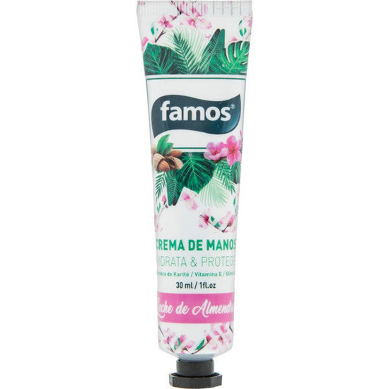 Picture of Creme Mãos Famos Leite Amêndoa 30ml