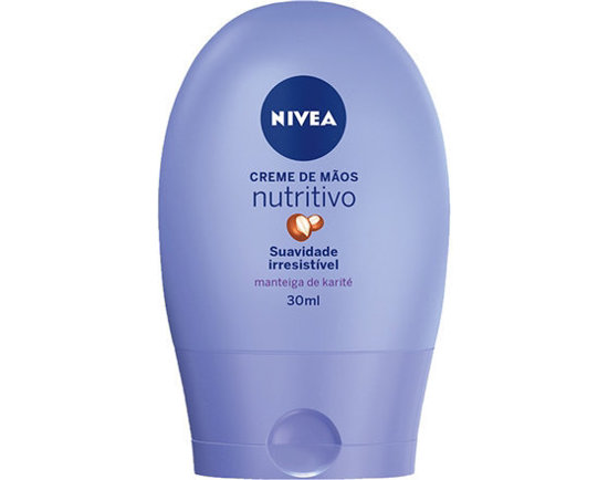 Picture of Creme Mãos  Nivea Nutritivo 30ml