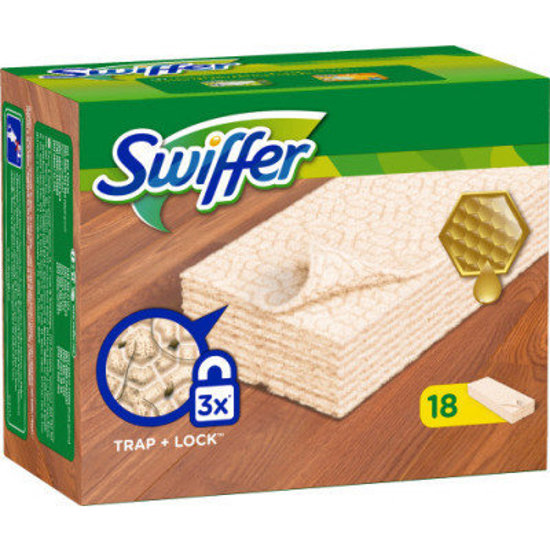 Picture of Toalhitas Swiffer Madeira 18unid